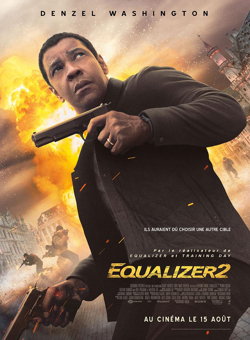 EQUALIZER 2 (2h01)